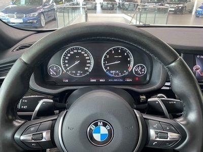 gebraucht BMW X4 M40 i InnovationsPaket BusinessPaket DrivingAss HeadUp adapt. LED Panorama RFK DAB