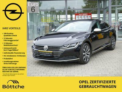 gebraucht VW Arteon 2.0 TDI Elegance BMT SHZ NAVI LED ACC EU6