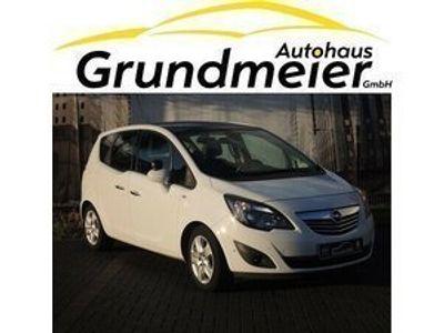 gebraucht Opel Meriva 1.6 CDTI Innovation/Euro 6/Panoramadach