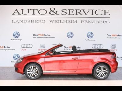 gebraucht VW Golf Cabriolet VI 1.6 TDI BMT