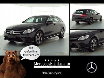 gebraucht Mercedes C180 T-Modell AVANTGARDE/LED/SHZ/KLIMA/KAMERA