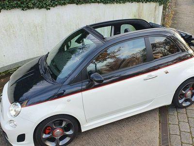gebraucht Abarth 500C Cabrio Automatik Tausch ARSpider FB mögl als Cabrio/Roadster in Bremen