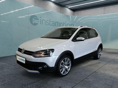 gebraucht VW Polo Cross Polo 1.2TSI 90PS CLIMA.ALU.NAVI.SHZG. NAVI