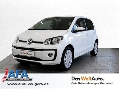 gebraucht VW up! up! 1,0 SoundMaps&More,SHZ,PDC