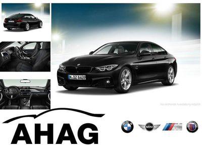 gebraucht BMW 430 i GC 429 EUR monatl M Sport HUD LED Speed