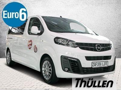gebraucht Opel Zafira Life Selection M 2.0 9-Sitzer Start/Stop