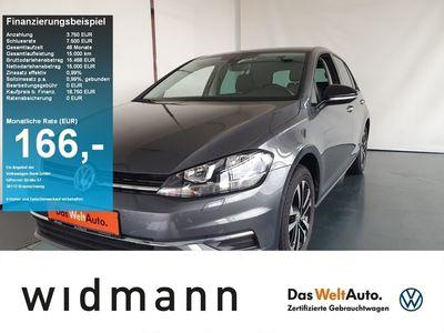 gebraucht VW Golf IQ.DRIVE 1.5 150 PS ACC