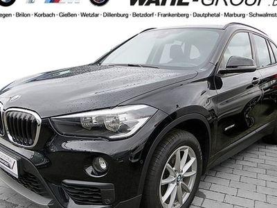 gebraucht BMW X1 sDrive18d Advantage Tempomat Parkassistent