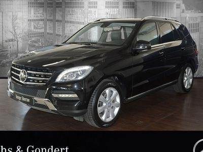 gebraucht Mercedes ML350 BT 4MATIC Off-Roader Sitzklima Comand