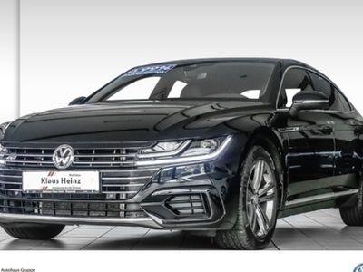 gebraucht VW Arteon 2.0 TSI DSG R-Line Navi LED Panorama Active Info