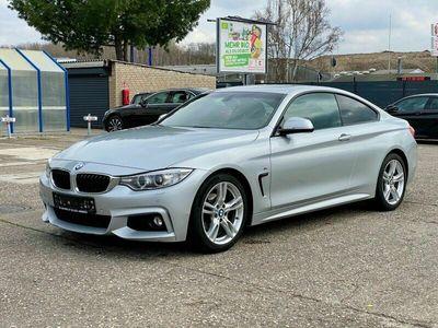 gebraucht BMW 418 Coupe/M Sport Paket/Xenon/Leder