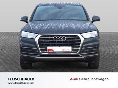 gebraucht Audi Q5 design quattro 2.0 TDI LEDER NAVI RFK PDC SHZ