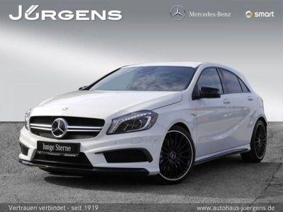 gebraucht Mercedes 450 4M Performance/Comand/ILS/HK/19/SHZ