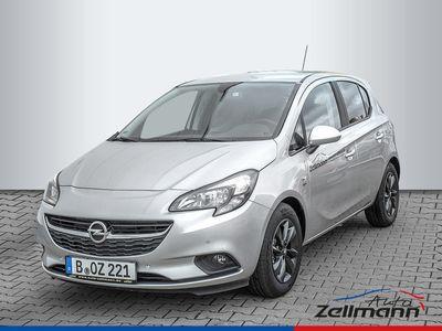 gebraucht Opel Corsa 1.4 120 Jahre Lenkr Sitz & Frontschhzg