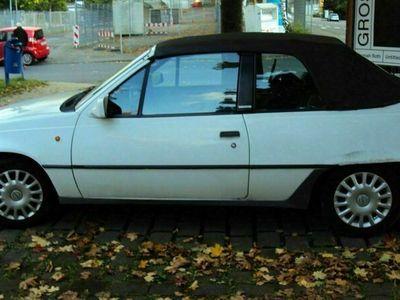 gebraucht Opel Kadett CabrioBertone 1600