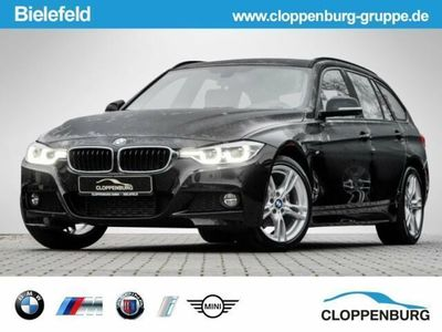käytetty BMW 320 d M Sportpaket LED Navi Bus. Tempomat USB