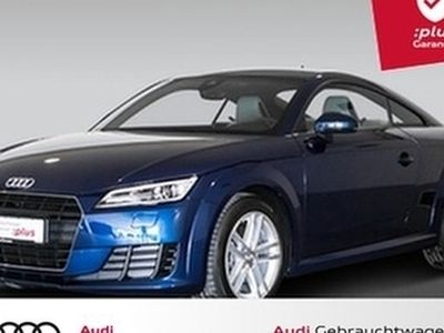 gebraucht Audi TT Coupé 2.0 TFSI quattro S tronic UPE 49.865,--