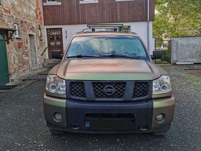 gebraucht Nissan Armada Pathfinder