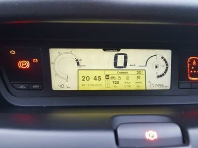 gebraucht Citroën C4 Picasso 1.6 HDi FAP Selection