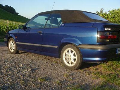 gebraucht Renault 19 RCabriolet 1.8 Azur