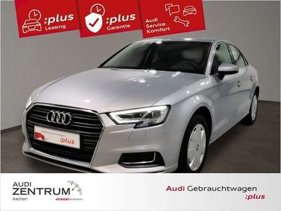 gebraucht Audi A3 Limousine 30 TDI design Euro 6, MMI Navi, LED als Limousine in Aachen