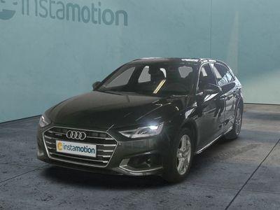 gebraucht Audi A4 A4Avant advanced 40 TDI quattro Navi ACC Kamera