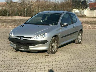 gebraucht Peugeot 206 1.4i