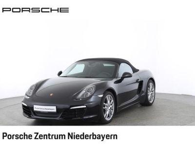 used Porsche Boxster (981)