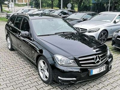 gebraucht Mercedes C350 T CDI DPF (BlueEFFICIENCY) 7G-TRONIC Avantgarde