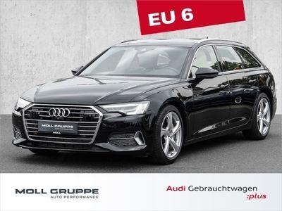 gebraucht Audi A6 Avant 45 TDI quattro sport PANORAMA NAVI LEDER LED ALU ACC PDC SHZ