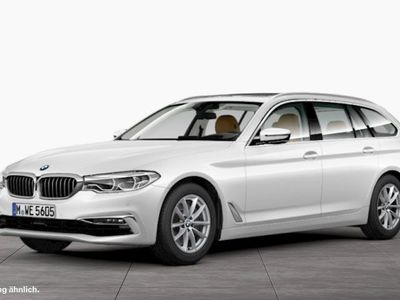gebraucht BMW 530 d xDr.T.Sp-A.DrvAs+ACC Lenkradh.Kamera PanoD