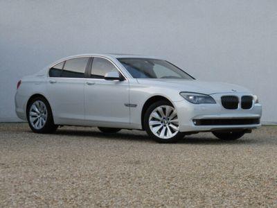 gebraucht BMW ActiveHybrid 7 Head-Up,Rückfahrkamera,TOP!