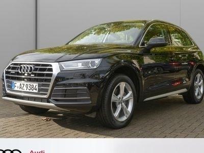 gebraucht Audi Q5 Design 2.0 TFSI quattro design S tronic Navi Klima Leder Xenon PDC Sitzheizung