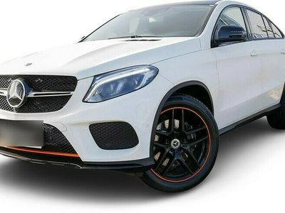 gebraucht Mercedes GLE400 4M Coupe AMG Line Night Airmatic AHK 360