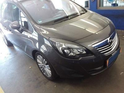 gebraucht Opel Meriva B Innovation 1.4 Turbo Panoramadach*Flex-Fix-Fahrr