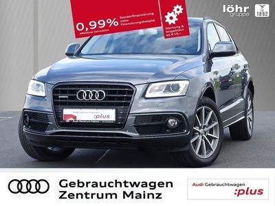 gebraucht Audi Q5 2.0 TDI quattro S tronic S line *Xenon*Navi*