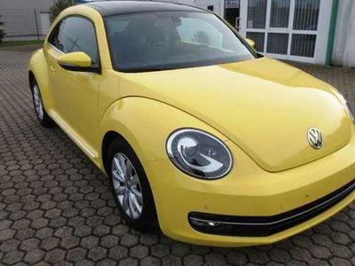 gebraucht VW Beetle 1.6 TDI DSG Design BMT