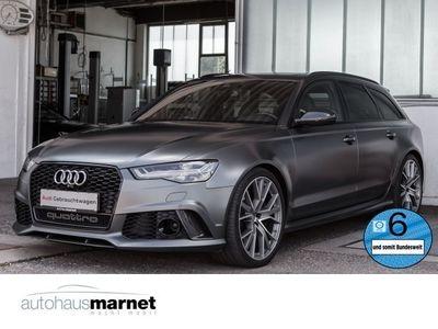 begagnad Audi RS6 Avant 6 4.0 TFSI quattro Navi Matrix Bose Panorama Umgebungskameras Einparkhilfe