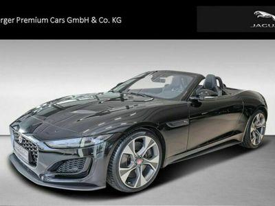 gebraucht Jaguar F-Type Cabriolet P450 AWD First Edition Bluetooth Navi