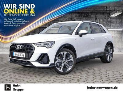 gebraucht Audi Q3 45 TFSI S line MMI Navigation plus S tronic