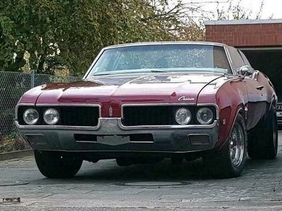 gebraucht Oldsmobile Cutlass 1969 Convertible/Cabrio...