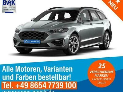 gebraucht Ford Mondeo Turnier Business Edition LED 2.0 EcoBlue 150 (D6)