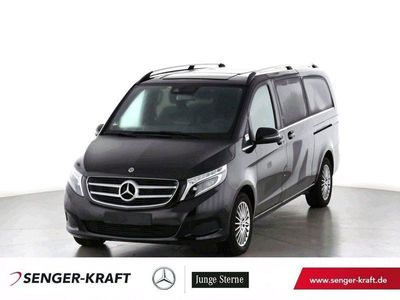 używany Mercedes V250 Edition Avantgarde Extralang -VIP Shuttle-
