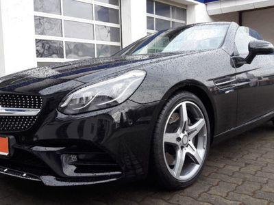 gebraucht Mercedes 200 SLCAMG-LINE, 9G-TR., AIRSCARF, LED, NAVI