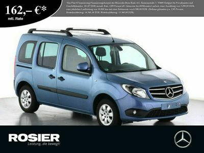 gebraucht Mercedes Citan 111 CDI Lang Tourer Edition SHZ Einparkh.