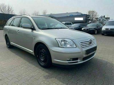 gebraucht Toyota Avensis Kombi 1.8 Sol/LPG/Klima/1Hand/Scheckheft als Kombi in Köln