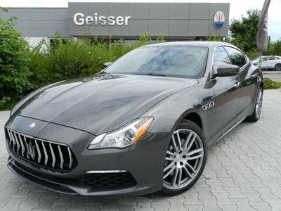 gebraucht Maserati Quattroporte GranLusso Diesel Automatik