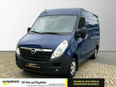 gebraucht Opel Movano KAWA 2.3D 96KW Navi RFK PDC vorn AHK