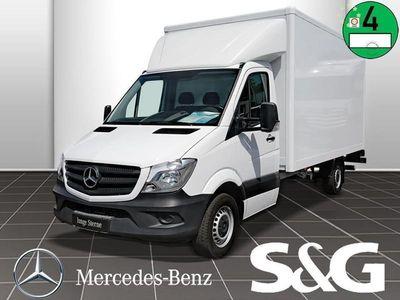 gebraucht Mercedes Sprinter 316 BlueTEC KOFFER LADEBORDWAND KLIMA