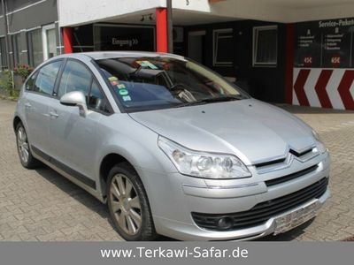gebraucht Citroën C4 HDi * Exclusive*Klimaautomatik*Euro4*1-Hand*